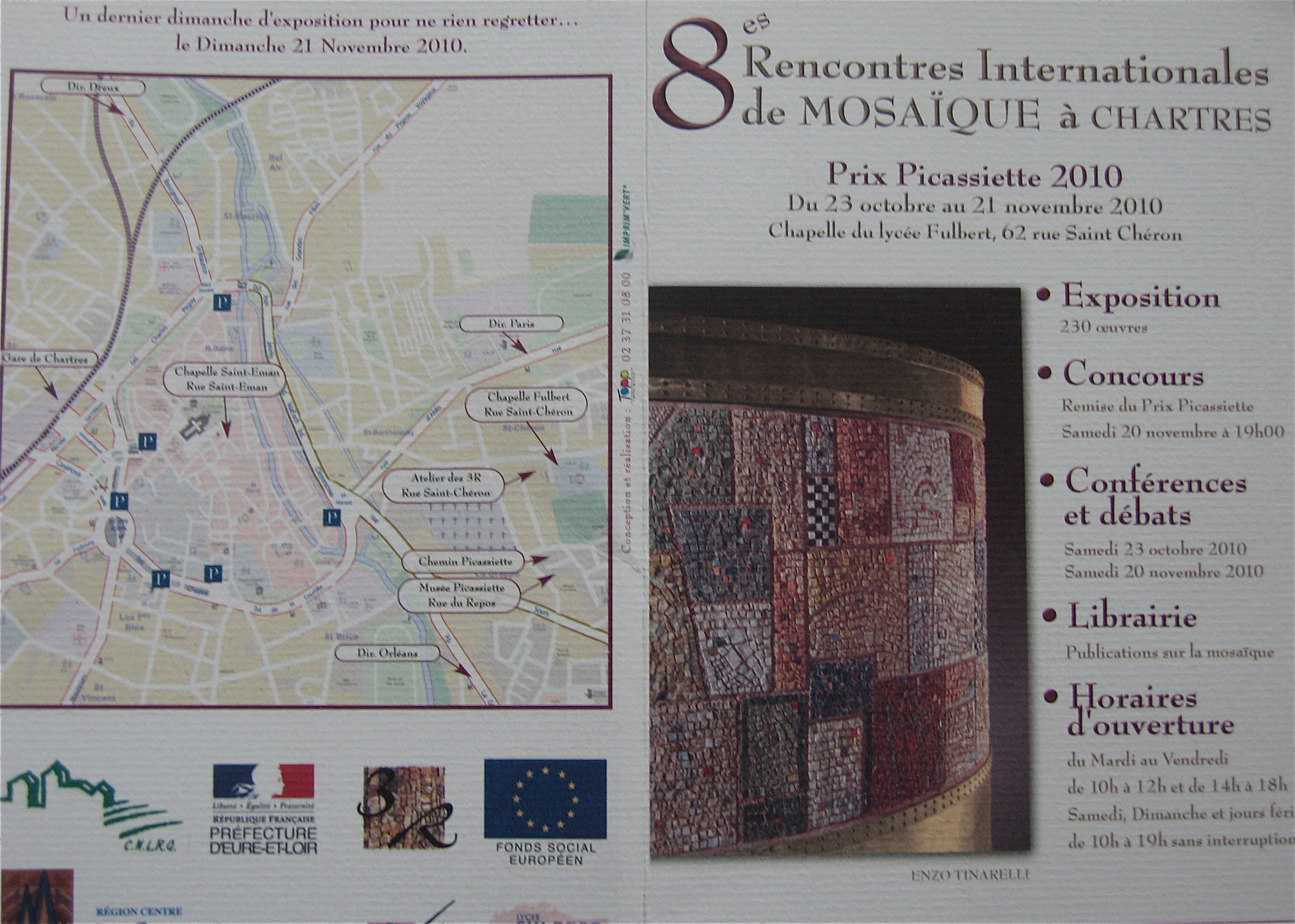 Rencontres internationales de chartres 2017